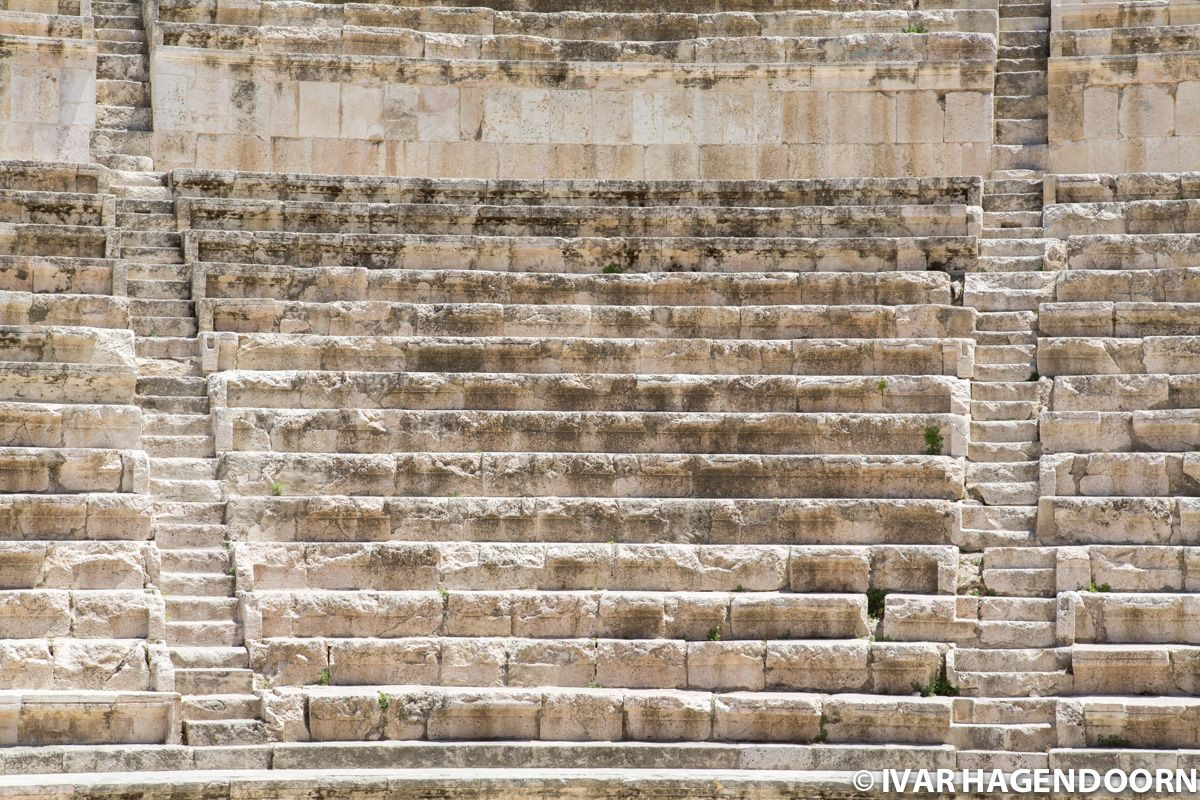 Amphitheatre, Amman, Jordan