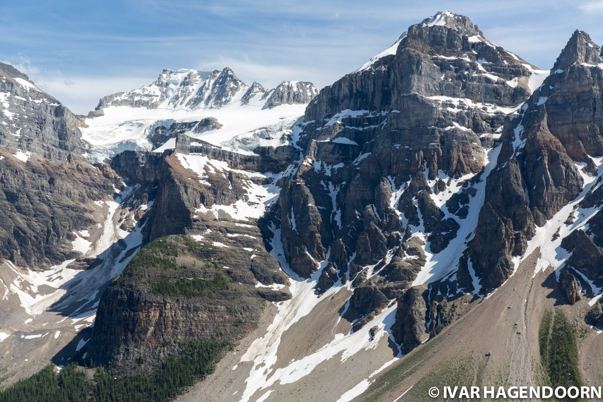 Valley of Ten Peaks Banff National Park