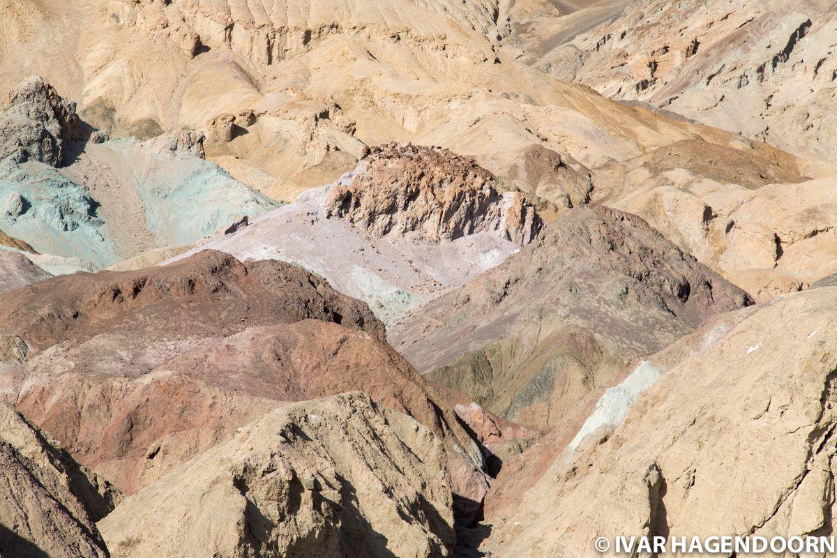 Artist's Palette, Death Valley