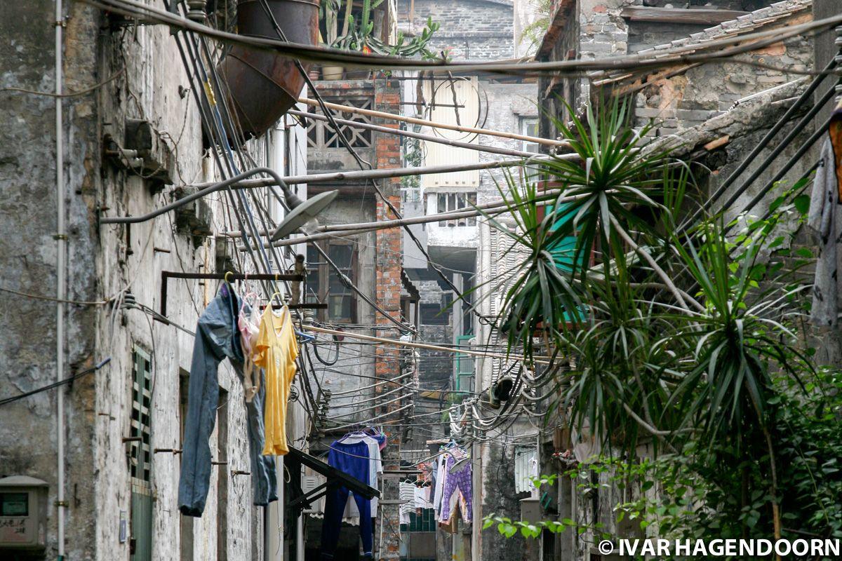 Guangzhou Old Town