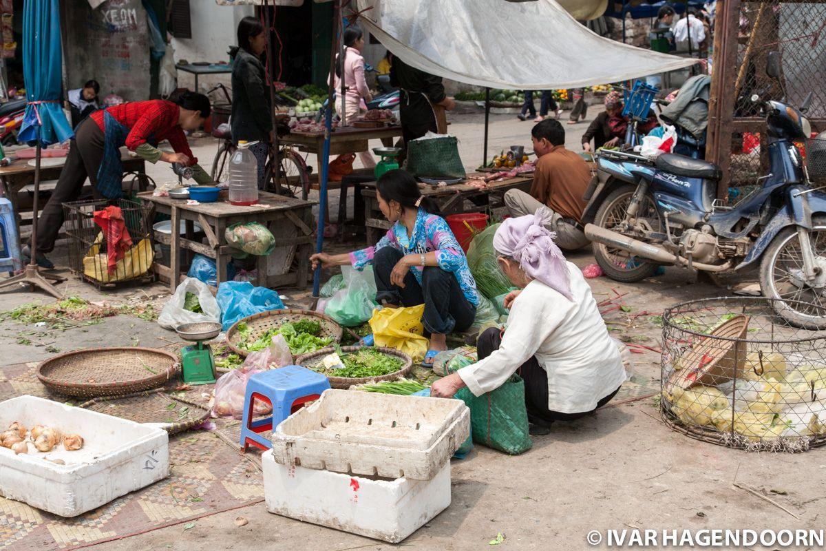 Market Hanoi