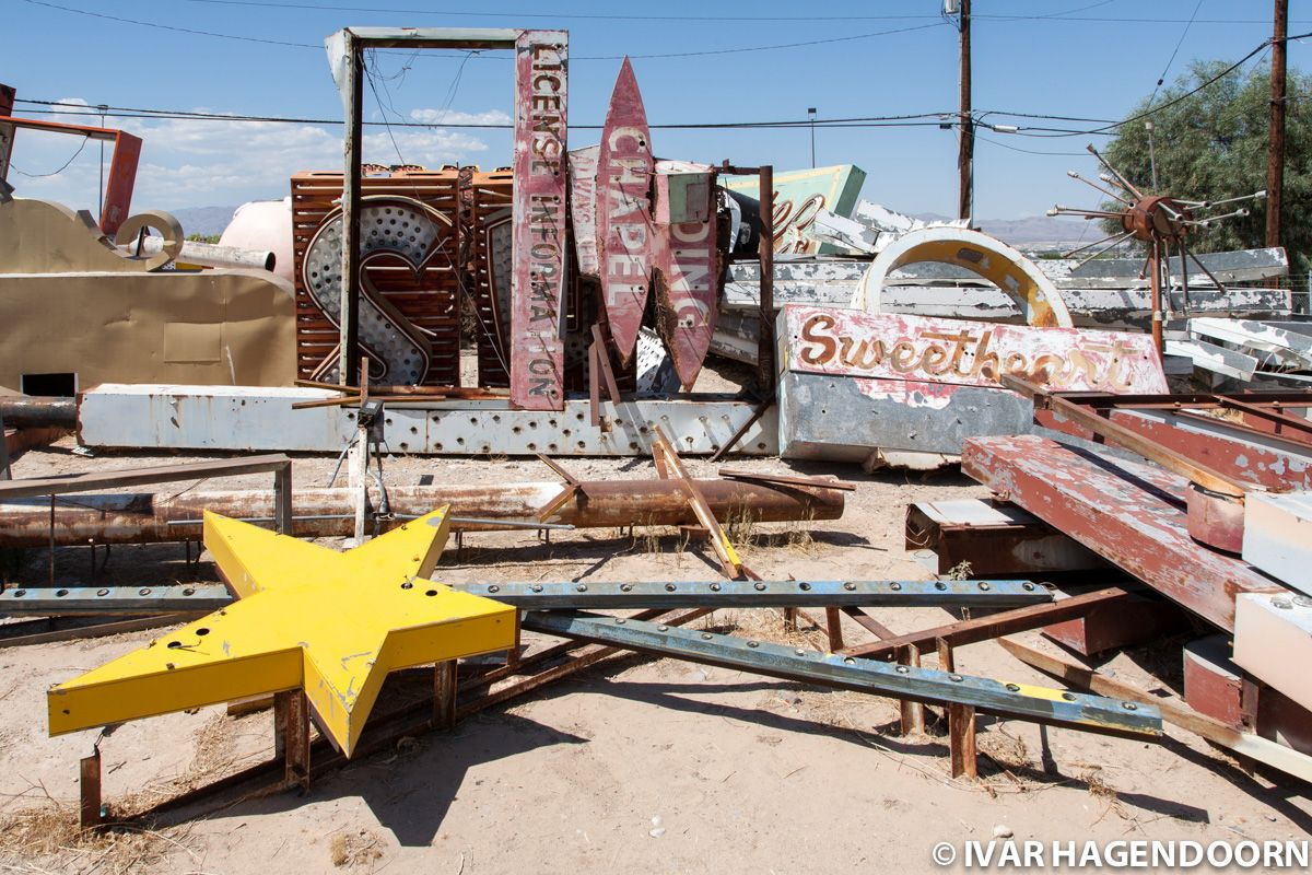 Las Vegas Neon Boneyard