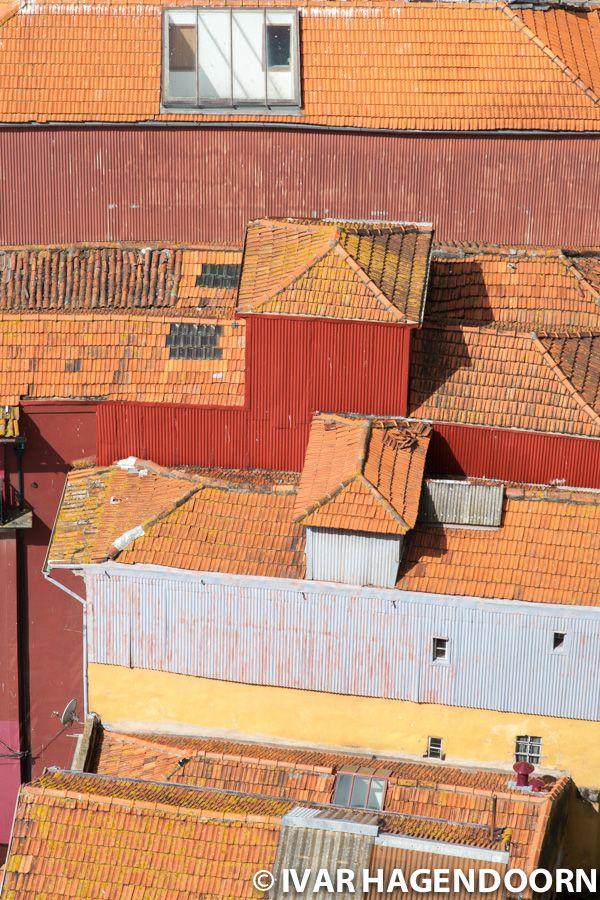 Rooftops, Porto