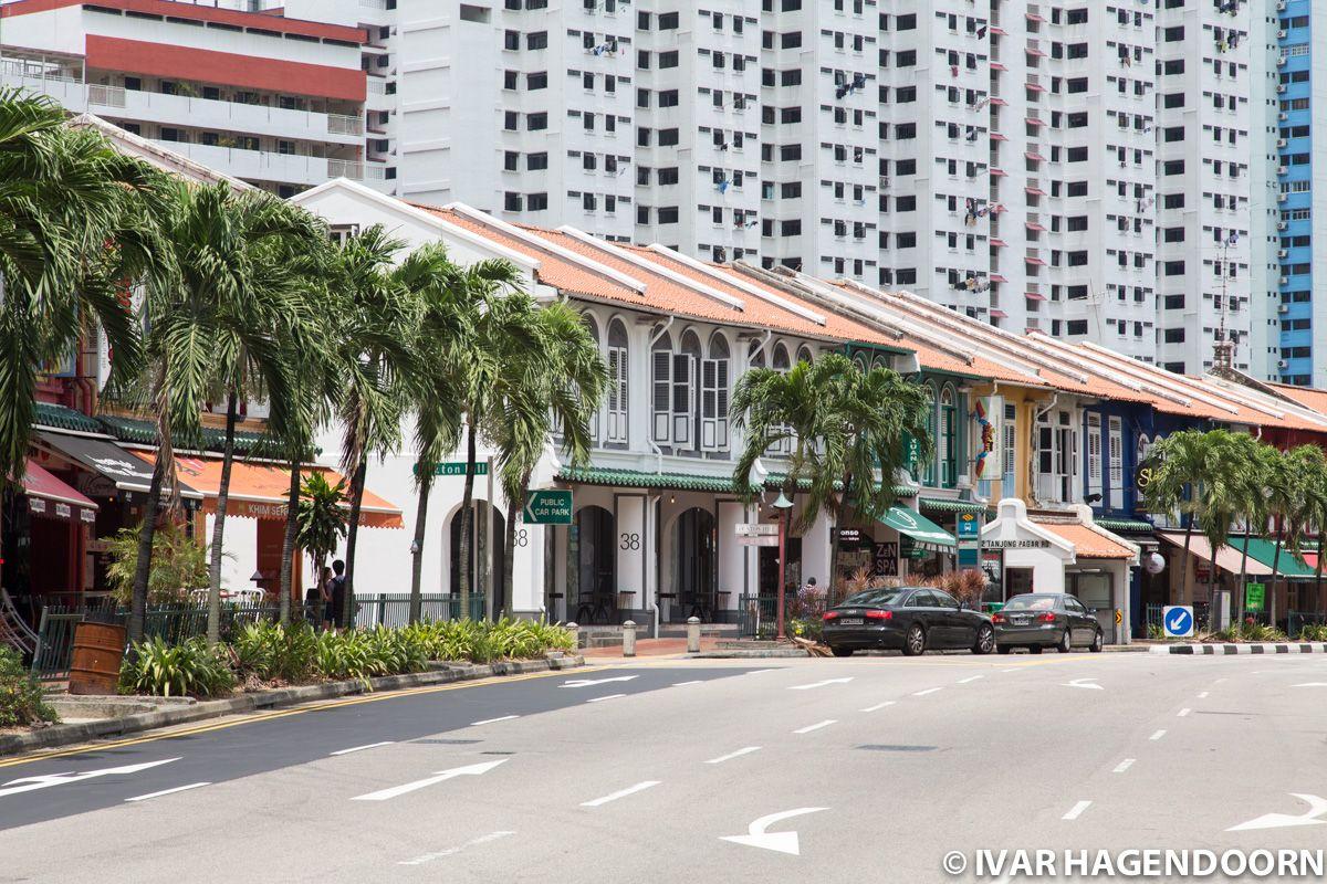 Tanjong Pagar Road, Singapore