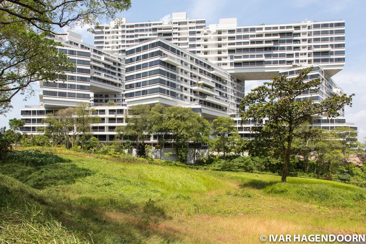 The Interlace, Singapore