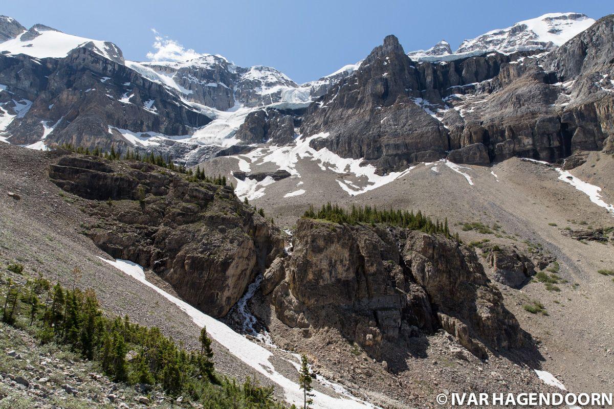 Stanley Glacier, Canada