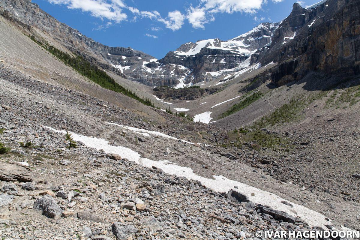 Stanley Glacier Canada