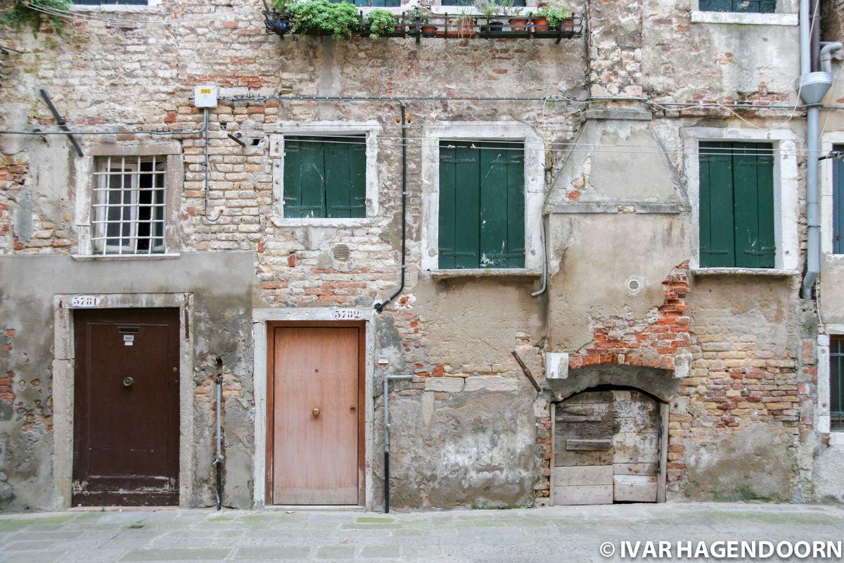 Venice façade