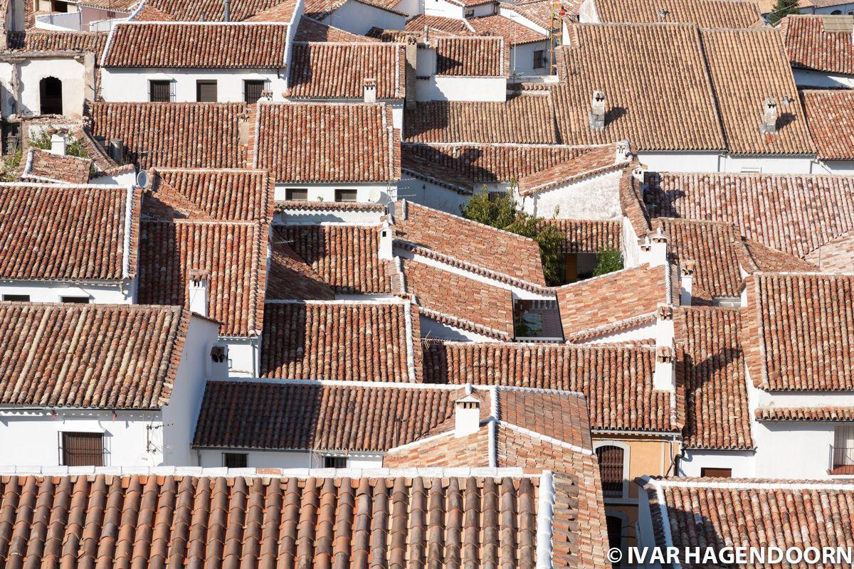 Red rooftops in Grazalema