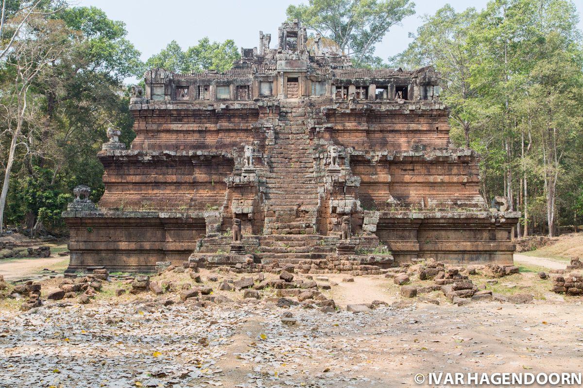 Phimeanakas, Angkor Thom
