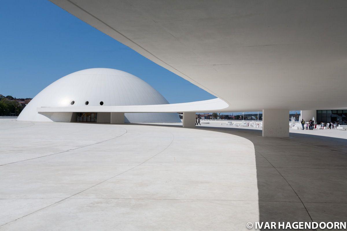 Centro Niemeyer Avilés