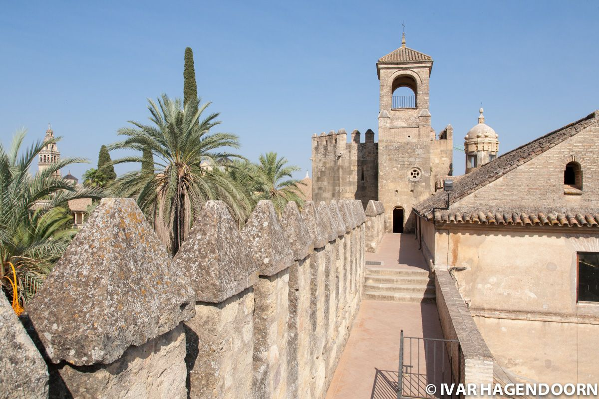 Alcázar de los Reyes Cristianos Córdoba