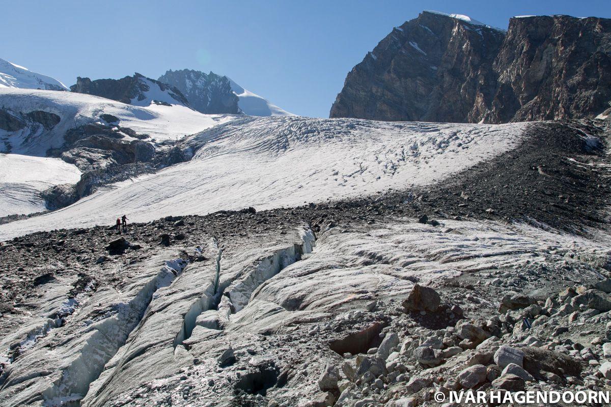 Glacier Trail Felskinn Mattmark