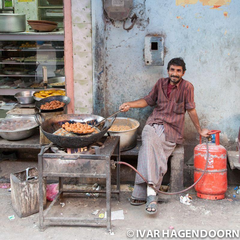 Street food Jaipur