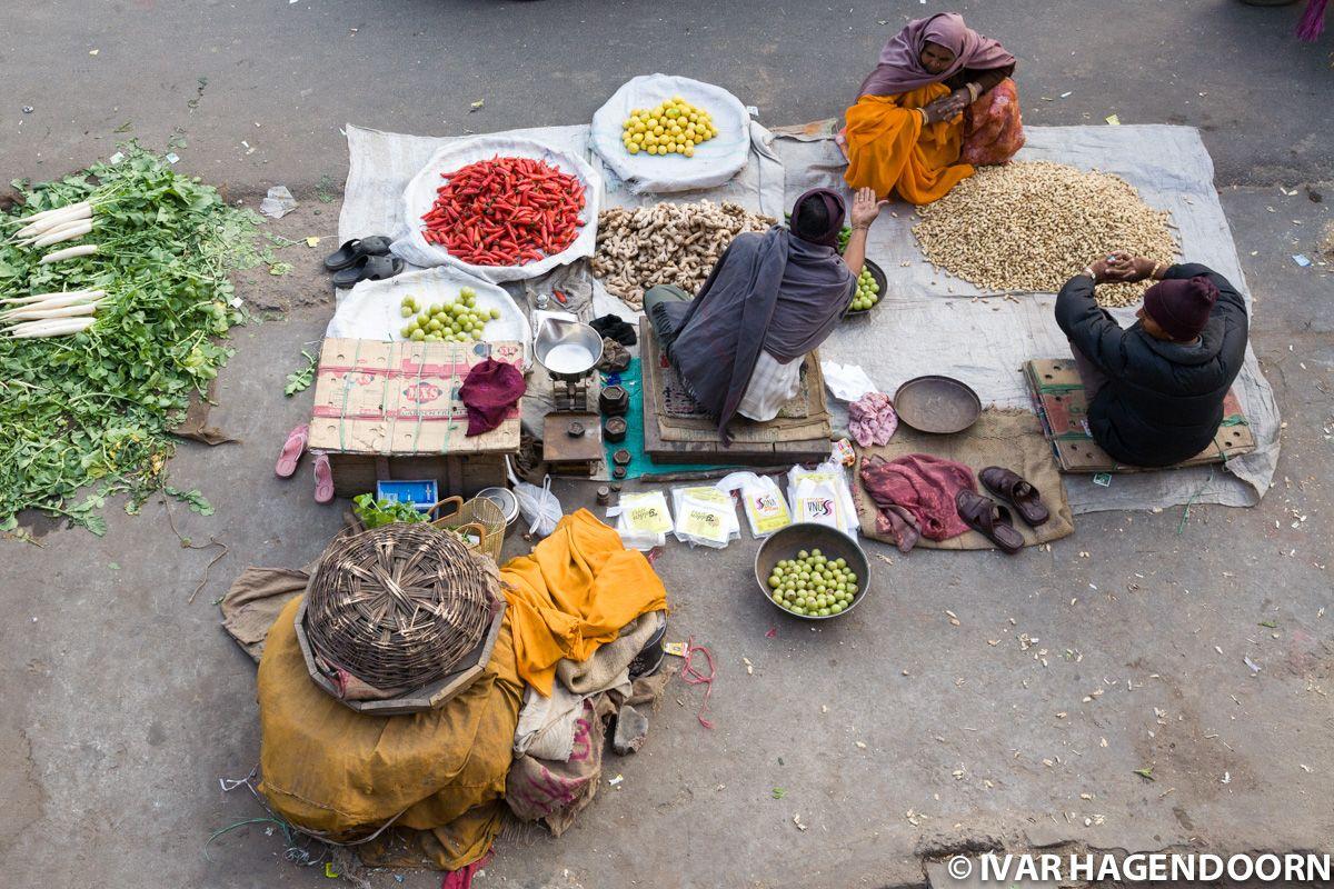Street vendor Jaipur