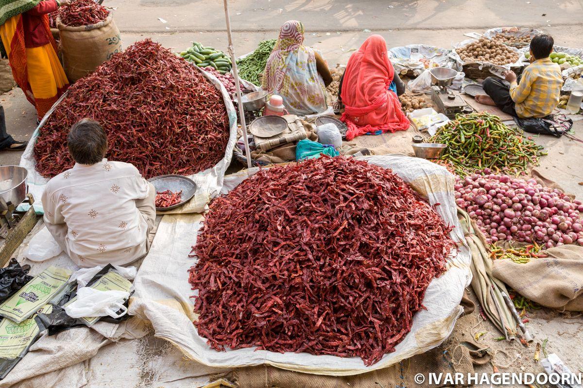 Street market Jaipur
