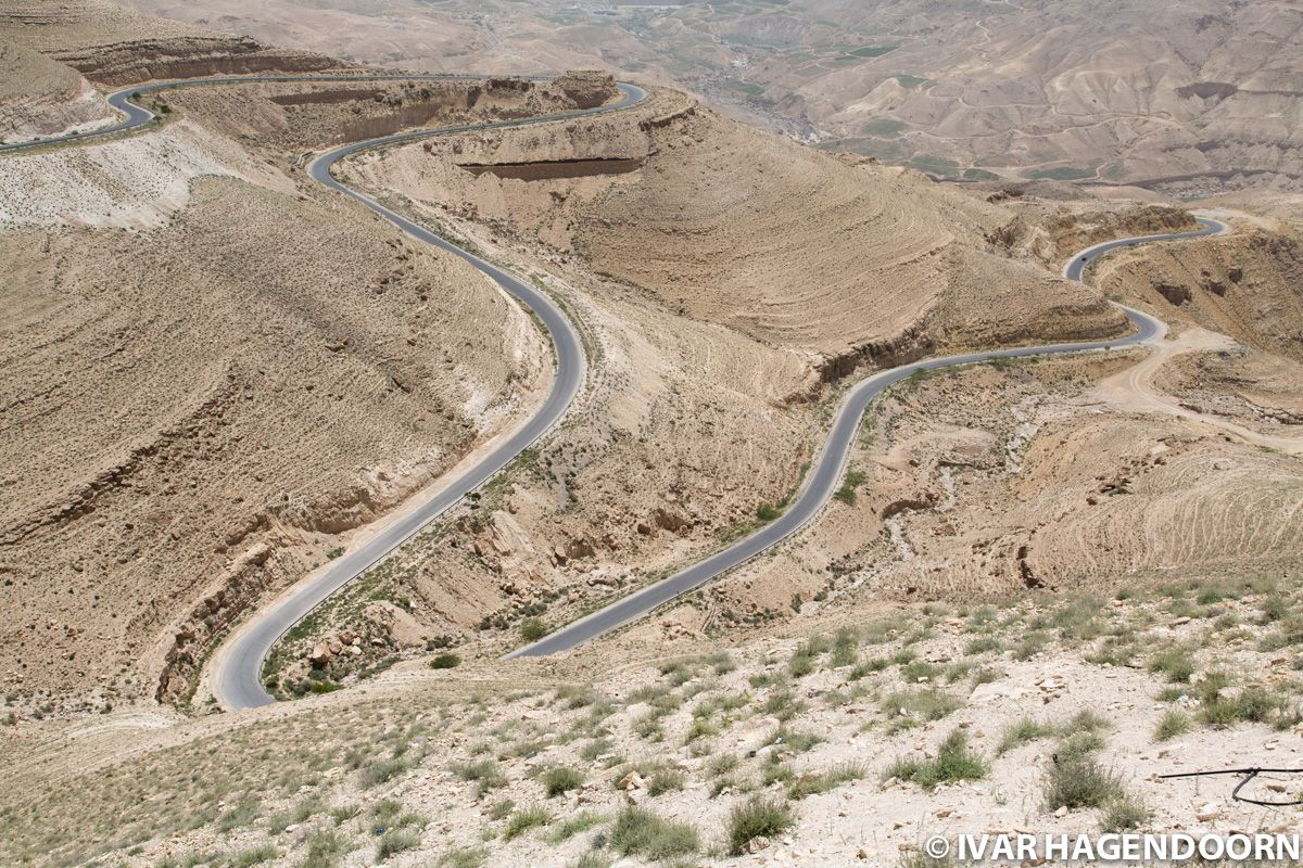King's Highway, Wadi Mujib