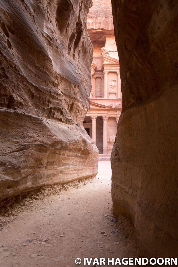 Al-Khazneh, The Treasury, Petra
