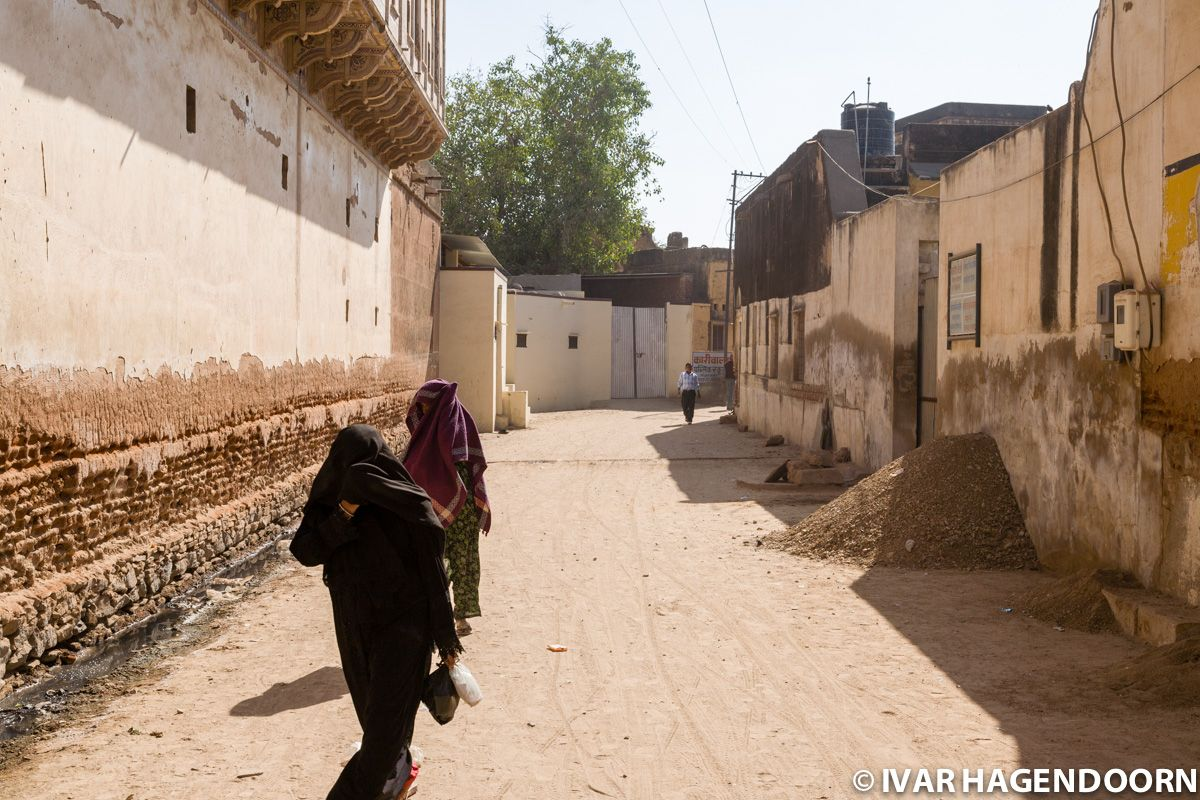 Street scene, Rajasthan