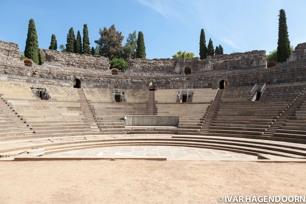 Roman Theatre in Mérida