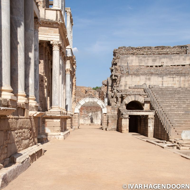 Roman Theatre in Mérida