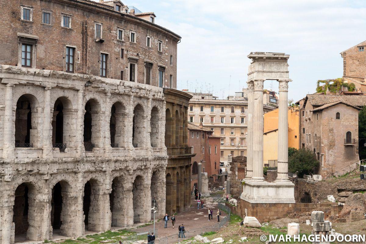 Teatro di Marcello, Rome