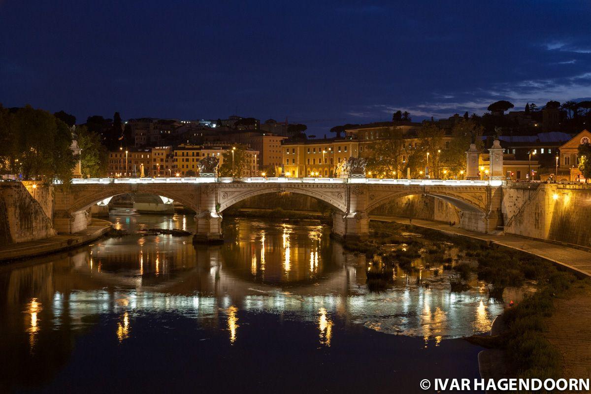 Tiber by night