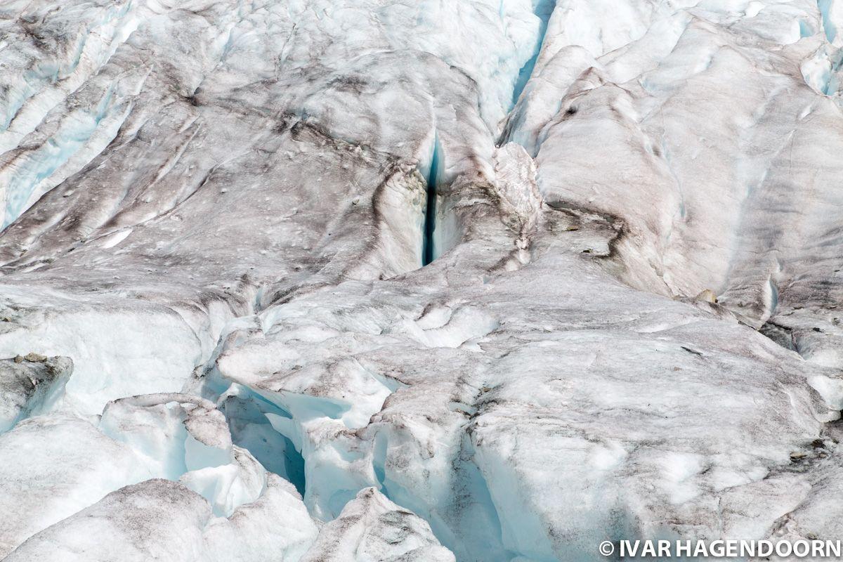 Svellnosbreen Glacier