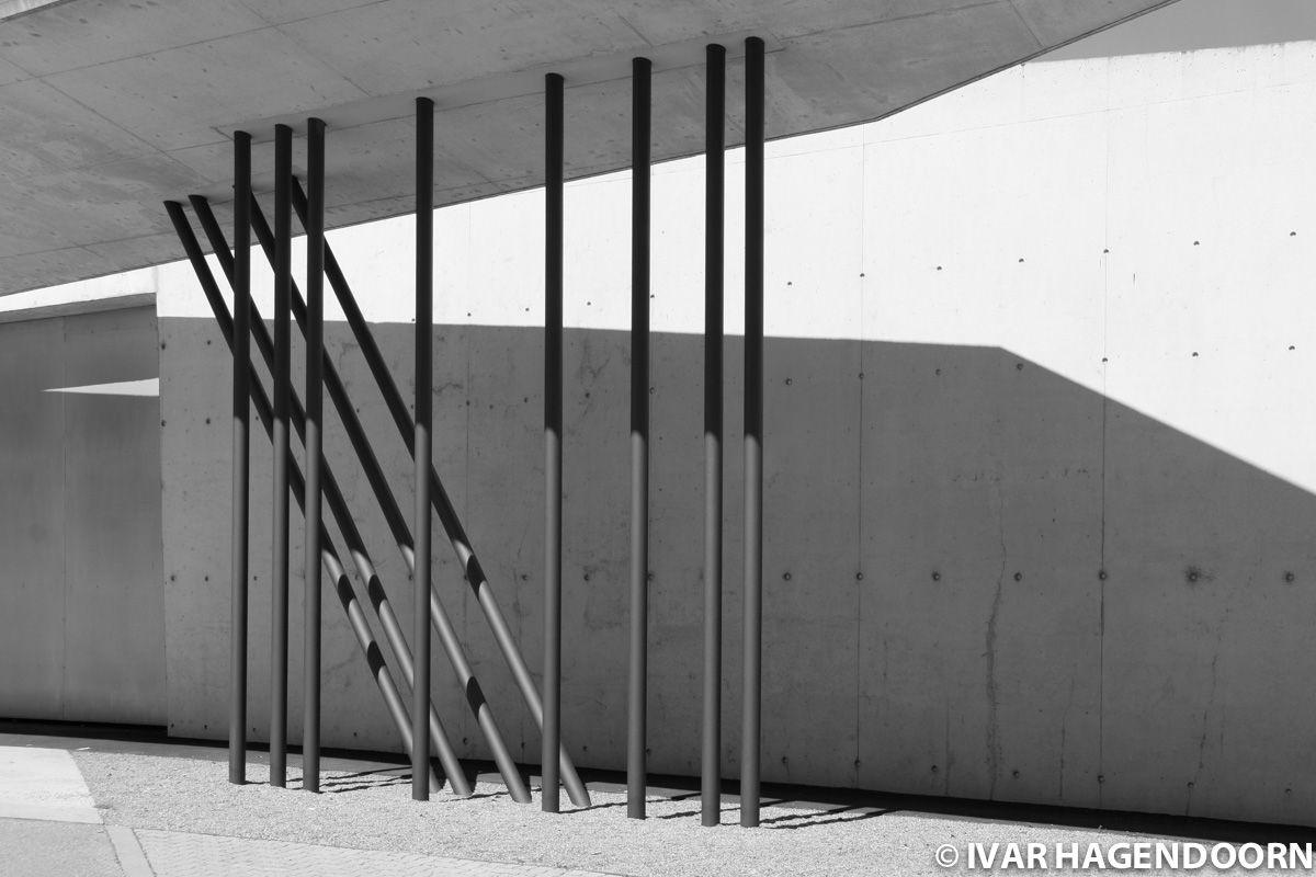 Vitra Fire Station, Zaha Hadid