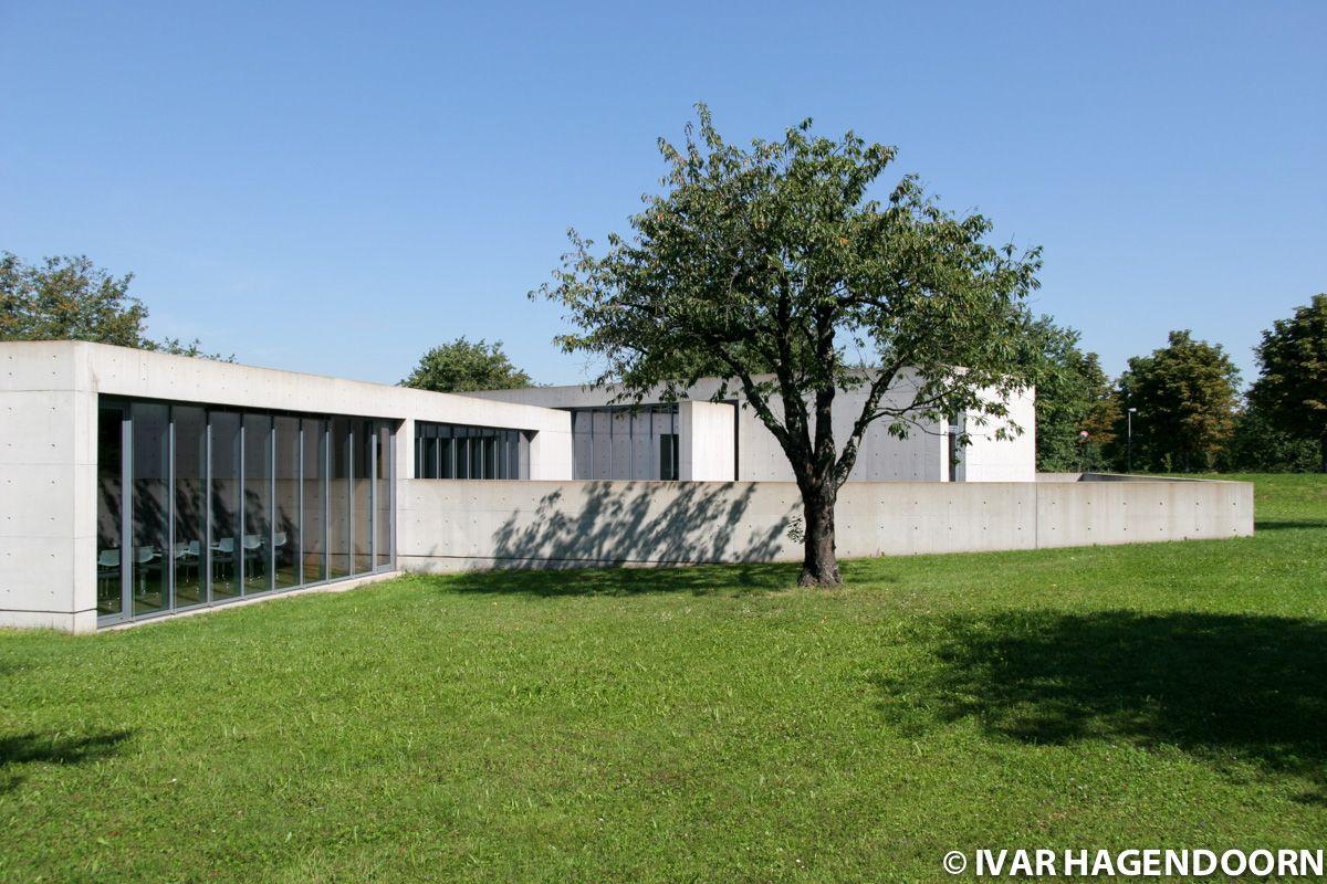 Vitra Conference Pavilion, Tadao Ando