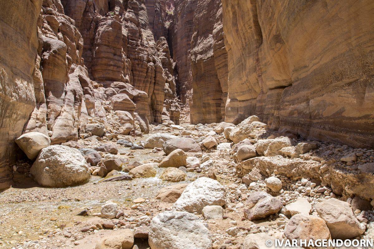 Wadi Numeira, Jordan