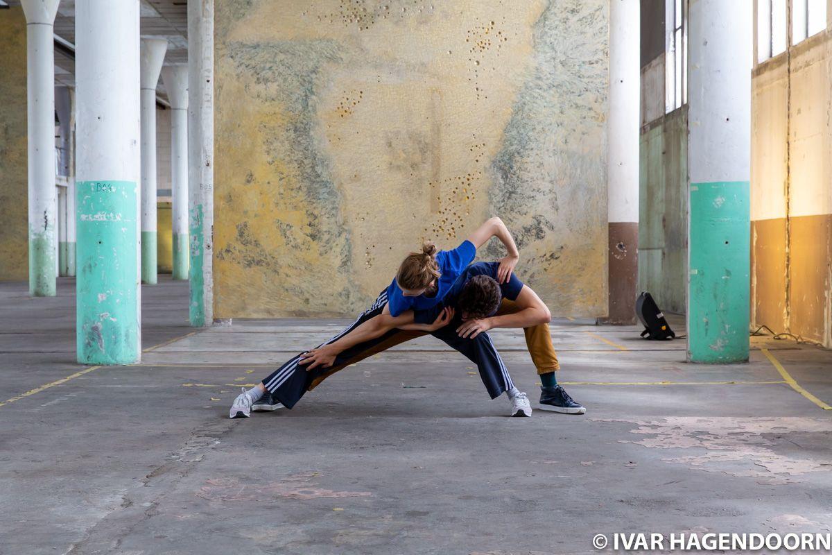 Alex Negron & Saskia de Vries at Het HEM