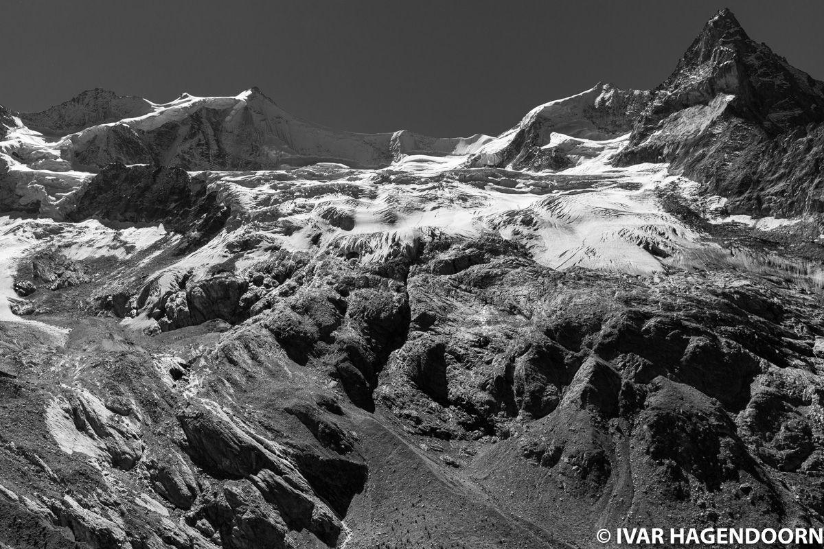 Morning Glacier