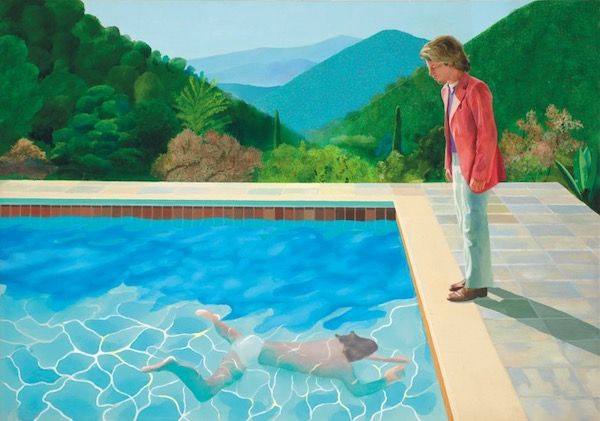 David Hockney Retrospective Tate Britain