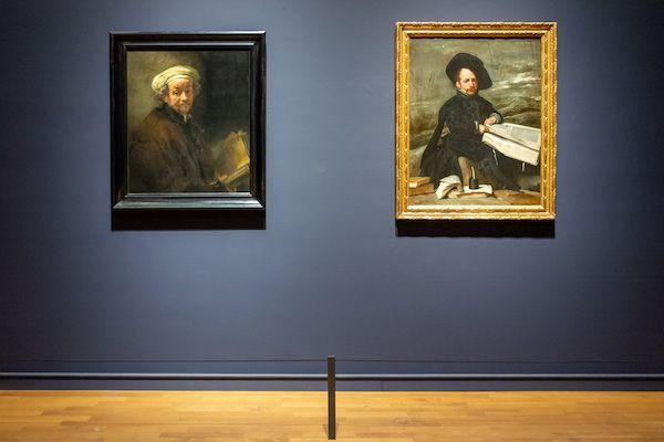 Rembrandt-Velázquez: Dutch and Spanish Masters